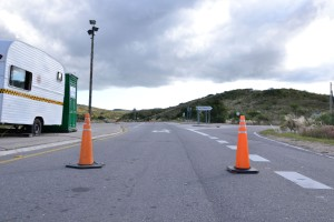 El director de Vialidad, Raúl Bertola, calculó que los últimos trabajos de remediación tendrán un costo de $40 millones.