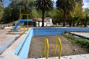El complejo turístico Arco Iris espera reabrir sus instalaciones el verano próximo.