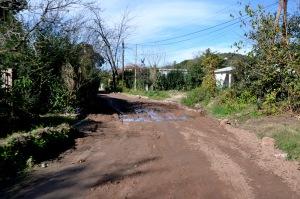 Pérez Taboada es llamado por mucha gente como el barrio de las vertientes.