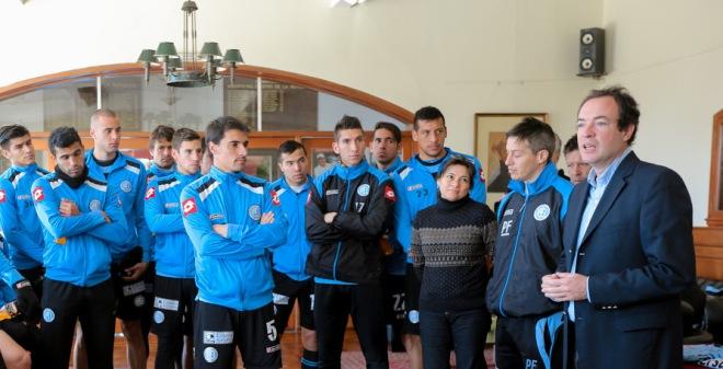 Los jugadores rotaran el entrenamiento entre Villa Allende y el predio de Villa Esquiú.
