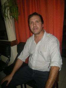 """""""Hay que fomentar la creación de Centros Vecinales en Mendiolaza para tener conocimiento de todo lo que pasa en los barrios"""", afirmó Martínez."""
