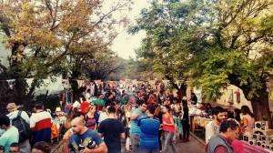 """La Gran Feria Americana tendrá lugar el sábado 20 a las 16.00 hs en el Club Caza y Pesca """"Paseo Villa Matilde""""."""