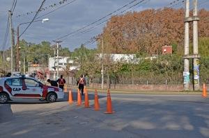 Los controles tienen como objetivo aumentar la presencia policial en la región.