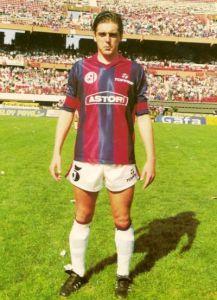 La conferencia trató desde la vida personal de Carrizo hasta la actualidad futbolística.