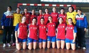La joven viajó a la localidad de Embalse para participar del Nacional de Clubes, donde quedó en el segundo puesto.