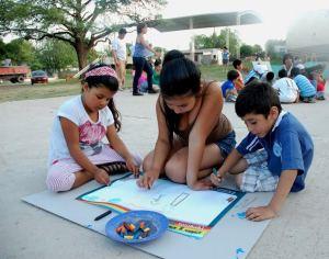 La mayoría de las actividades programadas por los municipios están dedicadas a los más pequeños.