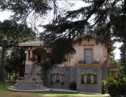 El Chalet Citati, una de las casas de verano más representativas de los años '30.