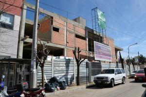 Una vez terminada las obras del hospital, se prevé que las salas de internación cuenten con 53 camas.