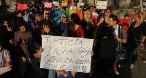 La Justicia solicitó al imputado que designe defensor. En tanto, la abogada Noel Costa se constituyó como querellante por el padre de Laura Moyano.