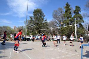 La Copa Provincial de Clubes de Voley fue una experiencia sin precedentes para Sierras Chicas.
