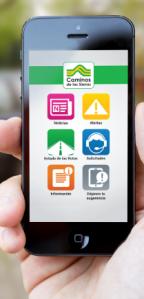 """Para descargar la aplicación, el usuario deberá acceder a la tienda del dispositivo móvil y buscar """"Camino de las Sierras"""", y descargarlo de manera gratuita. Hasta el momento, la aplicación lleva más de 100 descargas y la opinión del público es positiva."""