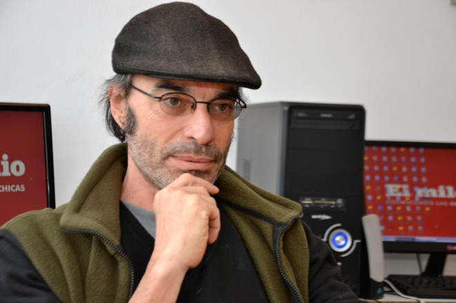 Mientras continúa la historia de los yshir, Darío Arcella trabaja en una ficción sobre el barrio Ramón Carrillo de Buenos Aires y en otra película sobre la problemática medioambiental en Córdoba.