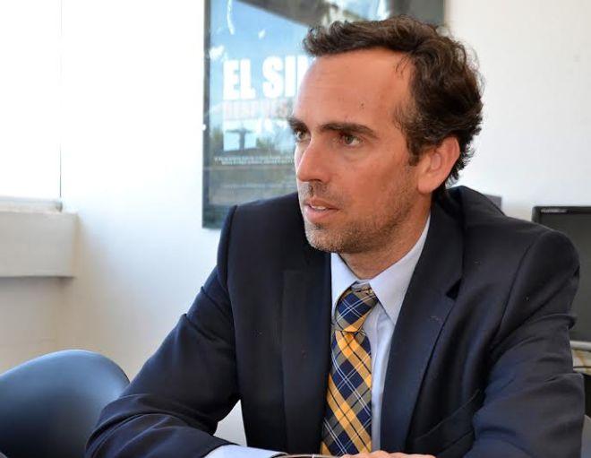 """""""Los grupos ambientalistas nunca me presentaron ninguna idea concreta para incluir en el emprendimiento"""", contó Ezequiel Tagle."""