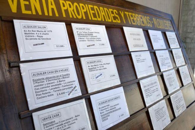 La demanda de alquileres aumenta año tras año en Sierras Chicas.