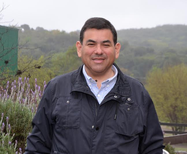 """""""La gente me conoce, no soy un candidato inventado en tres meses"""", expresó Murúa."""
