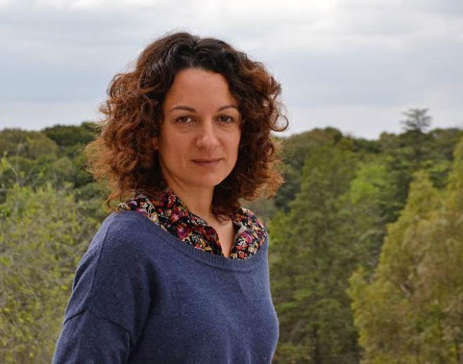 """""""Me encanta compartir la película con la gente"""", expresó Ana Katz."""